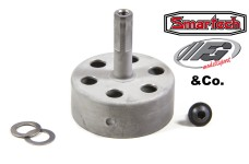 y0723 Gas-nitrited tuning clutch bell for FG, Smartech/Carso