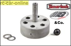 y0723 Gasnitrierte Tuning-Kupplungsglocke für FG, Smart