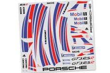 5175 FG Team-Dekorbogen Porsche GT3 RSR