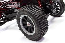 y1017 MadMax MAXI PIN tires complete set for Traxxas X-MAXX