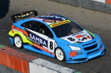 Samba MOCA Cruze 1/5 TC bodyshell 1,5mm