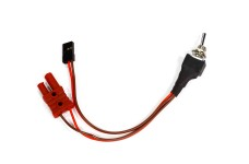 6551 FG Receiver cable with switch FG/JR