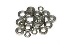 2012-01LL Complete low-friction Ball bearing set for FW01
