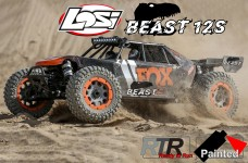 LOS05020T1/BEAST Losi DBXL-E 2.0 4WD 12S Brushless RTR