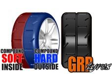 GRP 1/5 Revo tires