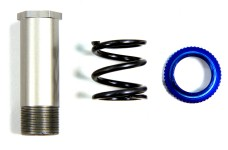 LOSB2553 Losi Servo Saver Tube, Spring & Adjuster 5T and
