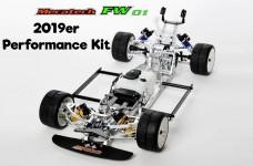 Mecatech FW01 2019 Performance Kit