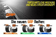 New line of GRP tires