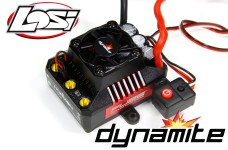 DYNS2661 Losi Dynamite FUZE 160A BL WP 1/5th ESC, 8s Regler