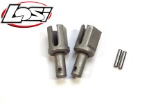 y1583 Losi 5ive-T/B and Losi MINI 300m steel HD center differential drive cups