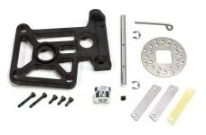 6039/10 FG Gear plate