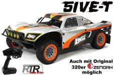 Losi 5ive-T AVC 4WD Off-Road Truck RTR
