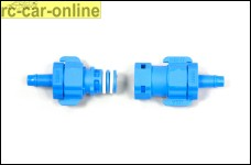 y0040 KENT hose quick couplings for all 1/5 & 1/6 cars