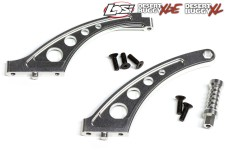 DBXL006/007 ATOP Front- and rear chassis brace, full set, fo