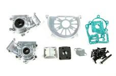 AREA-AR-Z001 Reed crankcase for Zenoah G320 engines