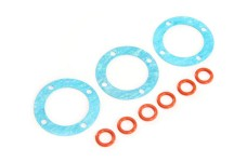 LOS252097 Losi Outdrive O-rings & Diff Gaskets, 5ive-T 2