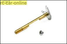 7366/08 FG Throttle shaft for CY / Zenoah