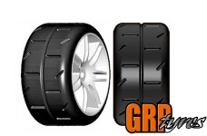 GWH02-M3 GRP 1/5 Revo tires medium