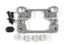 y1028 HT Aluminum front bulkhead A for 2WD