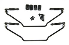 LOS254013 Losi Front & Rear Sway Bar Kit Losi DBXL+MTXL