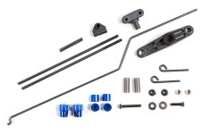 LOSB5901 Losi Throttle/Brake Linkage Set 5T, TLR 5ive-Band M