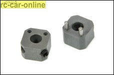 y6107/07 Wheel squares 18 mm HART-COAT, 12 mm wide