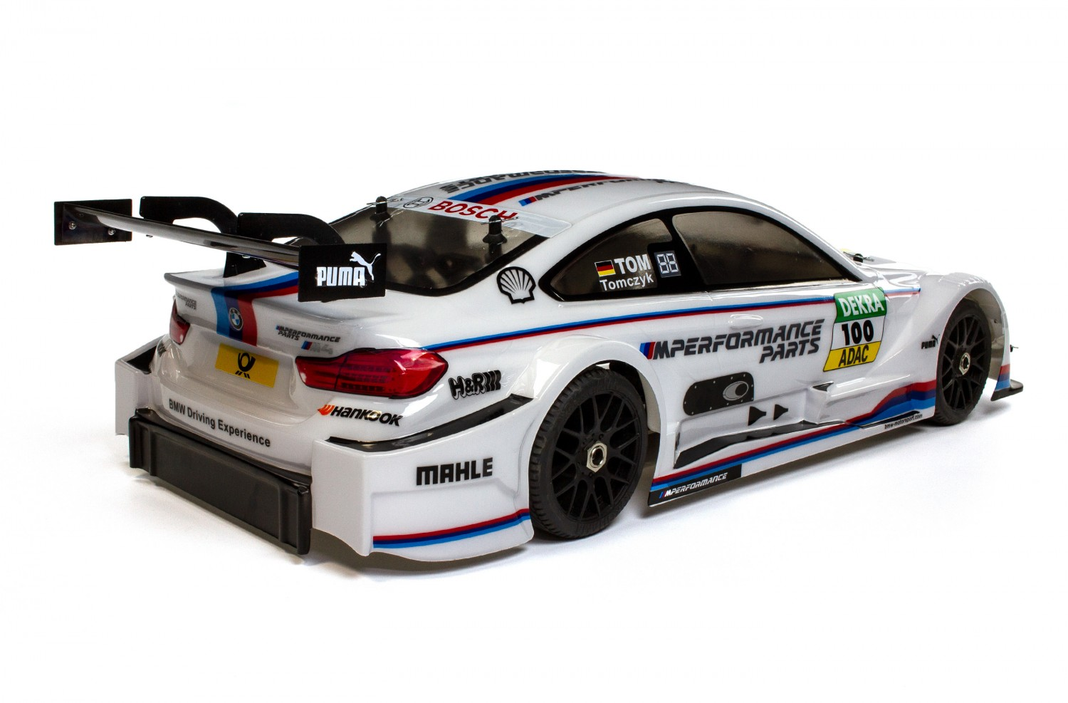 bmw m4 1 5 body for 530 535 mm wheelbase with rear spoiler. Black Bedroom Furniture Sets. Home Design Ideas
