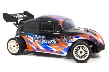 y0754/01 Megacross Beetle body shell 1/6&1/5, clear - rc-car-online