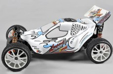 FG Leopard 4 Electric, 4WD