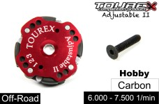 TXLS510 Tourex Big-Speed Adjustable 2 für FG/HPI/Losi/S