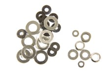 LOSB6535 Losi Washer Assortment, six sizes 5ive-T, TLR 5ive-