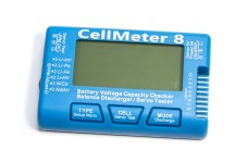 y1544 LiPo CellMeter 3 in 1 Tester, balancer and discharger,