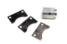 6042 FG Brake pads and disk square