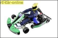 H.A.R.M. Racing Kart RK-1, mit 26 cm³ Motor