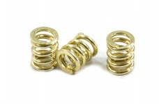 y0730/06 Replacement spring gold 1.4 mm