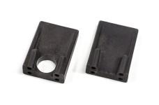 67540 FG Plastic servo retainer big, 2-parts