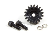 LOSB5046 Losi 18T Pinion Gear. 1.5M for 5ive-T, TLR 5ive-B a